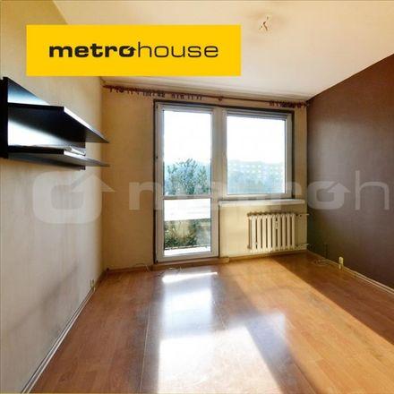 Rent this 1 bed apartment on Rafała Wojaczka 39 in 43-190 Mikołów, Poland