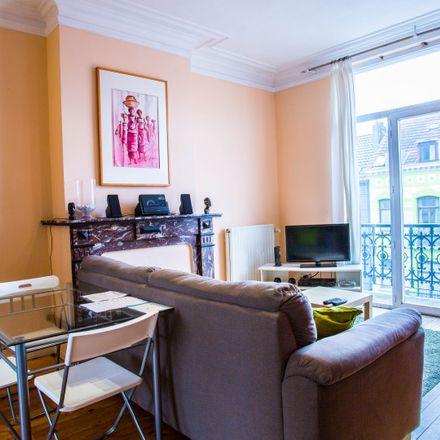 Rent this 1 bed apartment on Avenue de la Couronne - Kroonlaan 87 in 1050 Ixelles - Elsene, Belgium
