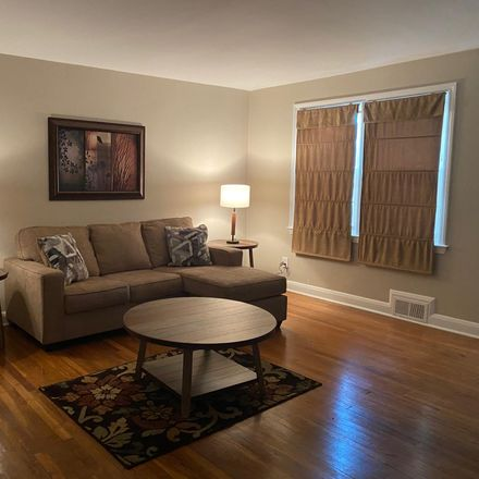 Rent this 3 bed townhouse on Alameda Marketplace in 5503 Purdue Avenue, Baltimore