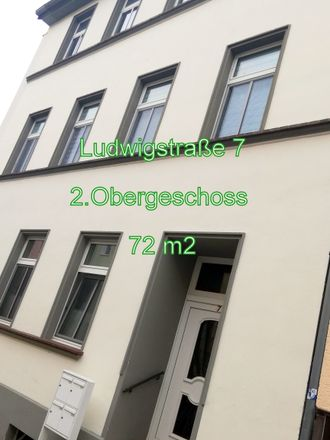 Rent this 2 bed apartment on Ludwigstraße 9 in 06366 Köthen (Anhalt), Germany