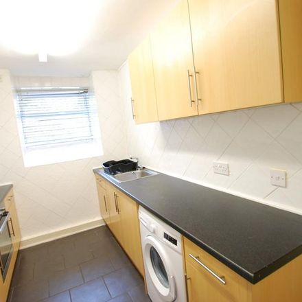 Rent this 1 bed apartment on Parker's Lane Car Park in Parker's Lane, Sheffield S10 1BN