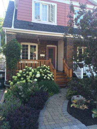 Rent this 2 bed house on 284 Springdale Boulevard in Toronto, ON M4C 3X9