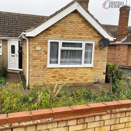 Rent this 2 bed house on Meadow View in Higham Ferrers, NN10 8NQ