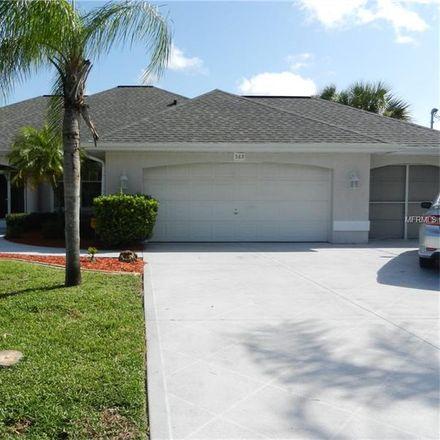 Rent this 3 bed house on Rotonda Circle in Rotonda-West, FL 33947