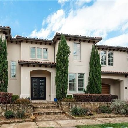 Rent this 6 bed house on 6201 Blain Drive in Plano, TX 75024