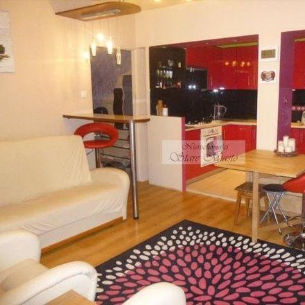 Rent this 3 bed apartment on Łokietkówny Elżbiety 19 in 31-842 Krakow, Poland