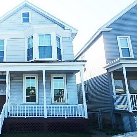 Rent this 3 bed apartment on 1204 6th Avenue in City of Watervliet, NY 12189