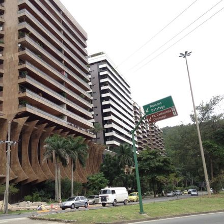 Rent this 1 bed apartment on Avenida da Abolição in Mucuripe, Fortaleza - CE