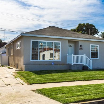 Rent this 2 bed house on 652 West 102nd Street in Los Angeles, CA 90044
