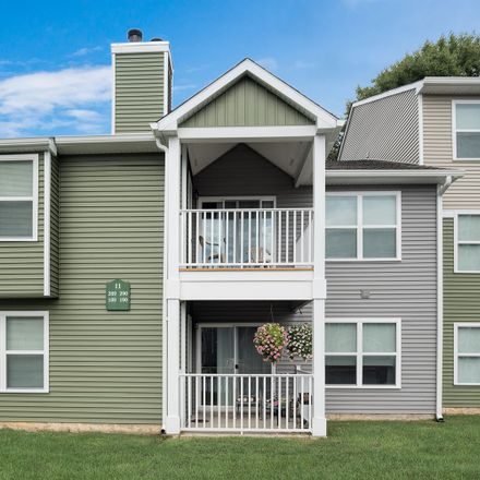 Rent this 2 bed apartment on Kettle Run in Evesham Township, NJ 08053-2566