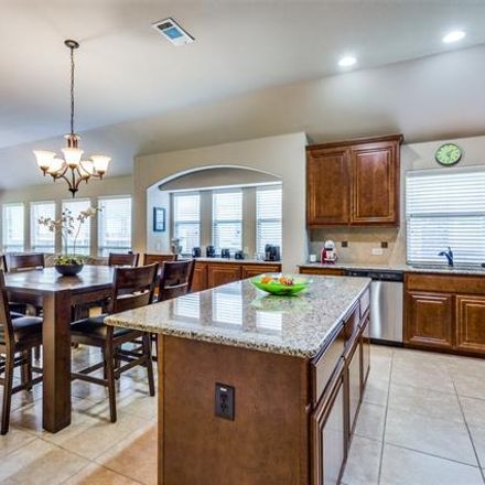 Rent this 4 bed house on 2013 Rhymers Glen Drive in Anna, TX 75409