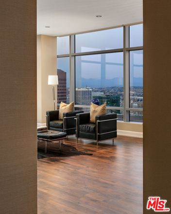 Rent this 2 bed apartment on The Ritz-Carlton in 900 West Olympic Boulevard, Los Angeles