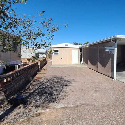 Rent this 1 bed house on 770 W Mountain Vw Ln in Quartzsite, AZ