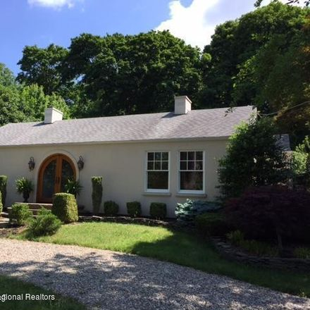 Rent this 3 bed house on 431 Spring Street in Red Bank, NJ 07739