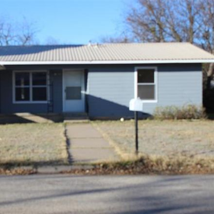 Rent this 3 bed house on Roselawn Ave in Coleman, TX
