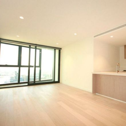 Rent this 3 bed apartment on 6101/127-141 A'beckett Street
