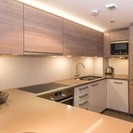 Rent this 1 bed apartment on Lockside House in Thurstan Street, London SW6 2GF