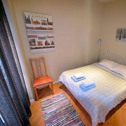 Rent this 1 bed apartment on Calle de la Cruz in 11, 28014 Madrid