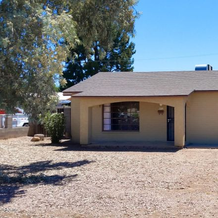 Rent this 2 bed house on 453 South Solomon in Mesa, AZ 85204