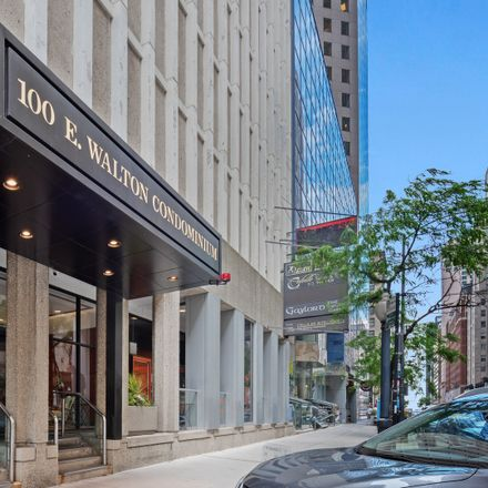 Rent this 1 bed condo on The Walton Residence in 100 East Walton Street, Chicago