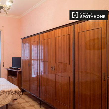 Rent this 2 bed apartment on La Luce del Mondo in Via Capitan Ottobono, 00176 Rome Roma Capitale