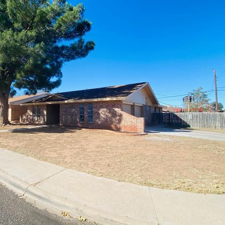 Rent this 3 bed house on 1720 West 26th Street in Odessa, TX 79763