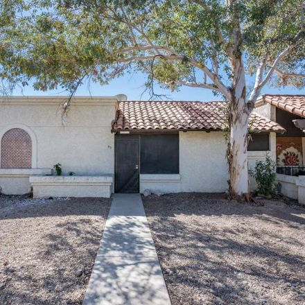 Rent this 2 bed townhouse on 4820 North 89th Avenue in Phoenix, AZ 85037