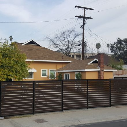 Rent this 1 bed apartment on 5215 Marmion Way in Los Angeles, CA 90042