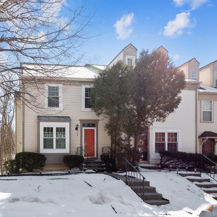 Rent this 4 bed townhouse on 20523 Amethyst Lane in Germantown, MD 20874