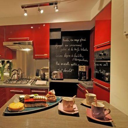 Rent this 4 bed apartment on 39 Rue de Vaugirard in 75015 Paris, France