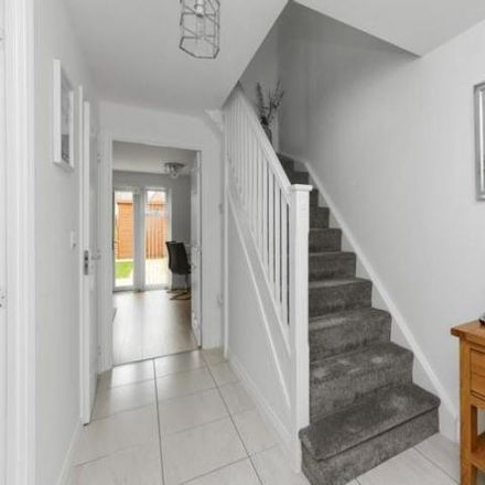 Rent this 3 bed house on Somerset Fields in Inveresk EH21 7FA, United Kingdom