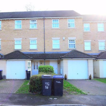 Rent this 3 bed house on Portage point in Riverside Walk, Northampton NN1 1EY