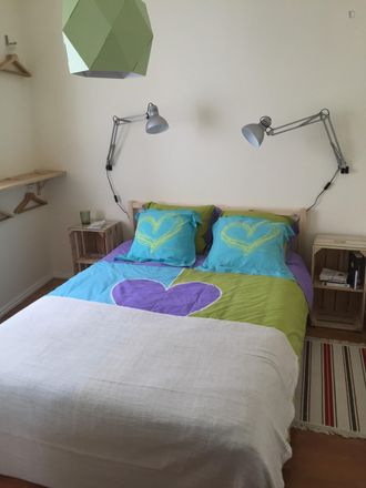 Rent this 2 bed apartment on Rua da Esperança do Cardal in Lisbon, Portugal