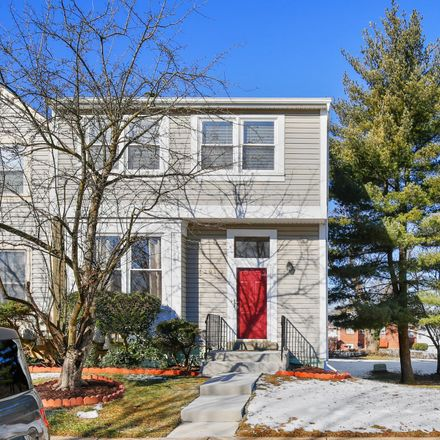 Rent this 3 bed townhouse on 4201 Red Maple Court in Burtonsville, MD 20866