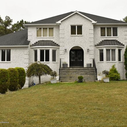 Rent this 5 bed house on 3 Walnut Lane in Manalapan Township, NJ 07726