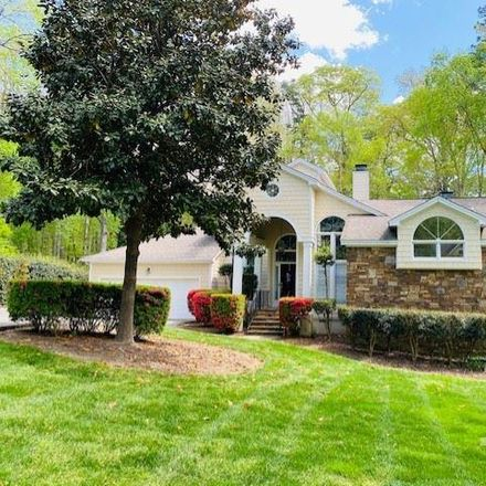 Rent this 4 bed house on 107 Charlemagne Court in Cary, NC 27511
