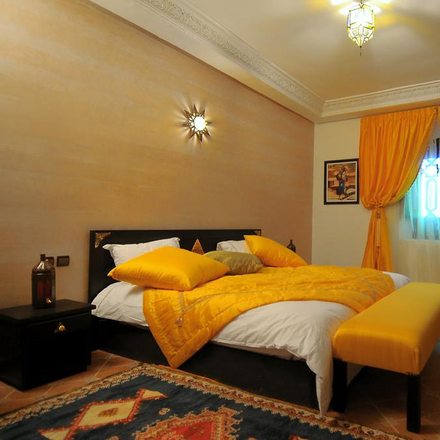 Rent this 1 bed apartment on unnamed road in Tassoultante, Morocco