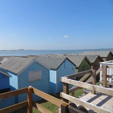 Rent this 0 bed apartment on Beach Huts in Victoria Esplanade, West Mersea CO5 8DE