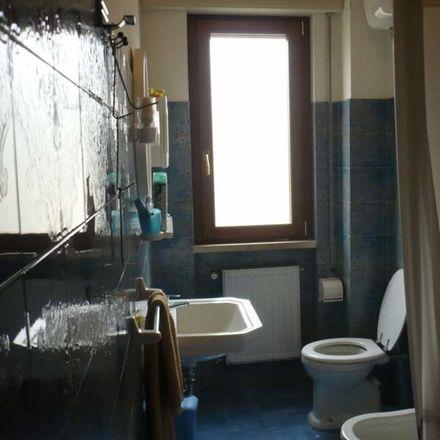 Rent this 1 bed room on Via Ildebrando Della Giovanna in 00166 Rome RM, Italy