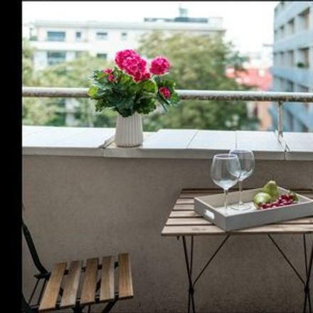 Rent this 1 bed apartment on Warsaw in VIII, MASOVIAN VOIVODESHIP