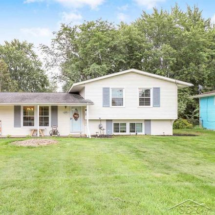 Rent this 3 bed house on 1222 Farmbrook Drive in Saginaw Charter Township, MI 48638