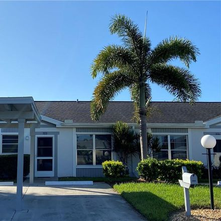 Rent this 2 bed townhouse on 6805 Sandtrap Dr in Fort Myers, FL