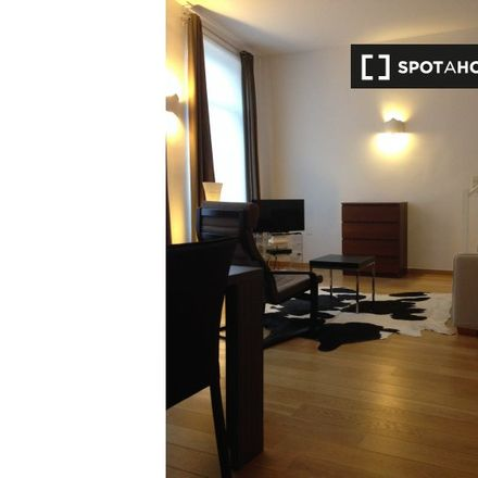 Rent this 1 bed apartment on Rue du Poinçon - Priemstraat 29 in 1000 Ville de Bruxelles - Stad Brussel, Belgium