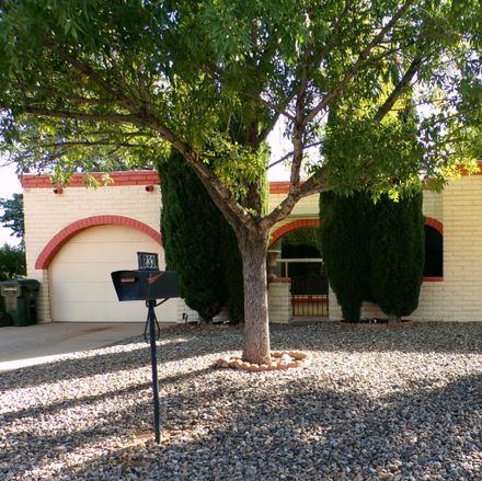 Rent this 3 bed house on 233 North Lenzner Avenue in Sierra Vista, AZ 85635