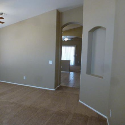 Rent this 3 bed house on 804 West Mesquite Tree Lane in San Tan Valley, AZ 85143