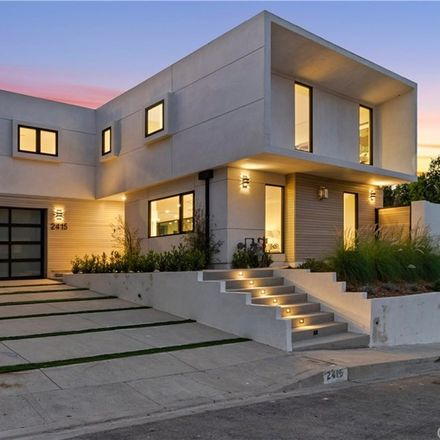 Rent this 4 bed house on 2415 Nalin Drive in Los Angeles, CA 90077