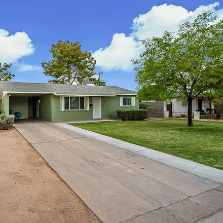 Rent this 2 bed house on 3322 East Almeria Road in Phoenix, AZ 85008