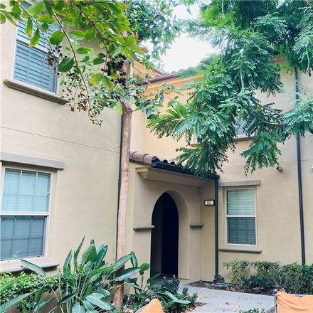 Rent this 3 bed condo on 153 Silverado in Irvine, CA 92618