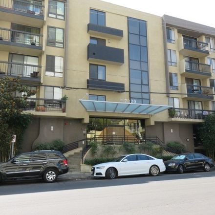 Rent this 1 bed condo on 7320 Hawthorn Avenue in Los Angeles, CA 90046