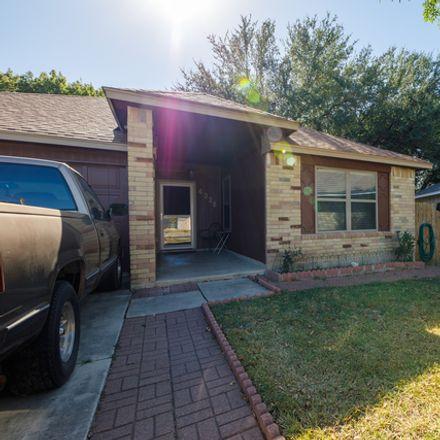 Rent this 3 bed house on 4338 Katrina Lane in San Antonio, TX 78222